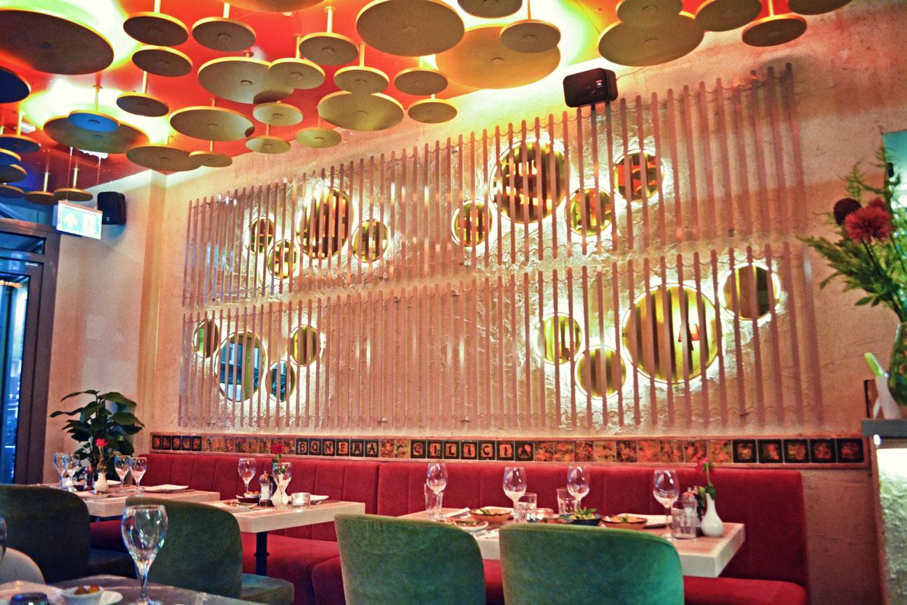 Muswell Hill Restaurant